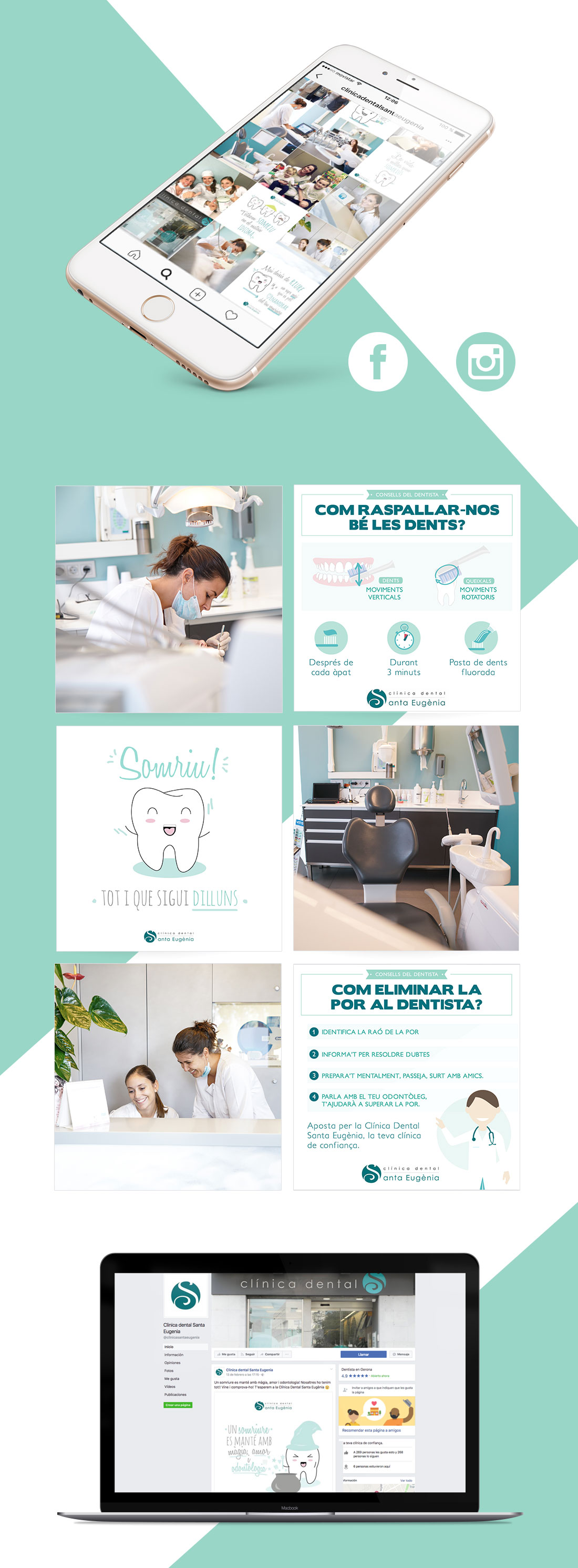 clinica-dental-santa-eugenia-social-management